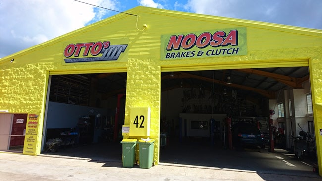 Company Building - Mufflers, Brakes & Suspensions in Noosaville